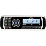 Jensen MS2ARTL AM/FM Radio USB AUX iPod Bluetooth Waterproof Stereo Receiver Player With App Control