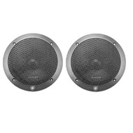 Lightning Audio by Rockford Fosgate L65-S 6.5-Inch 4 OHM Component System, Set of 2