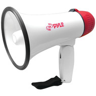 New Pyle PMP20 Compact Professional 20 Watt Power Megaphone Voice & Siren Modes