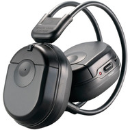 Headphones Foldable Single Ch.Infrared;Power Acoustik