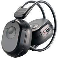Headphones Foldable Single Ch.Infrared;Power Acoustik