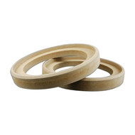 """Nippon 8"""" Mdf Speaker Ring With Bevel Pair"""
