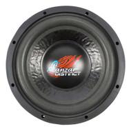 "1000 Watt 10"" High Power Dual 4-Ohm Voice Coil Subwoofer"