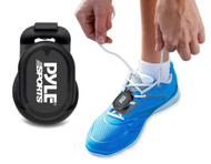 Pyle Bluetooth Wireless Sensor with Data Transmission Measures Steps & Strides