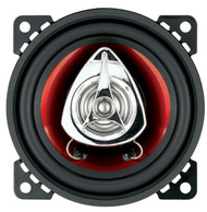 "Boss 4"" Speaker 2-Way Red Poly Injection Cone"