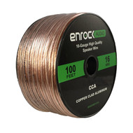 Enrock Audio 16-Gauge 100 Foot Speaker Wire