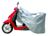 Armor Shield Scooter Cover Fits Scooters from 60 to 81'' Length (Silver Color)