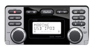 Clarion CMD8 1.8-Inch Marine Boat Yachr Outdoor CD-USB-MP3 Receiver