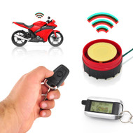 2-Way Motorcycle Alrm With Remote Start