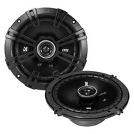 """Kicker DSC6504 6.5"""" 240 Watt 2-Way 4-Ohm Car Audio Coaxial Speakers DSC6504"""