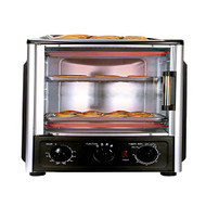 NutriChef PKMFT039 Multi-Function BBQ Oven with Rotisserie and Roast Cooking