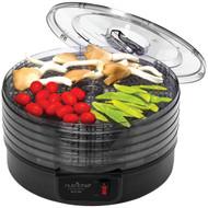 New PKFD14BK Electric Countertop Food Dehydrator, Food Preserver (Black)