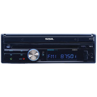 "Soundstorm Single Din 10.1"" Detachable Receiver Bluetooth Dvd/Cd Remote"