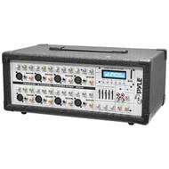New PMX840BT 8-Channel 800W Bluetooth Mixer USB/SD Read Wireless Music Streaming