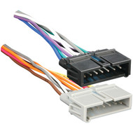 Metra 70-1817 Radio Wiring Harness For Chrysler/Jeep 1984-2006 Harness