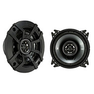 "Kicker 43CS44 300 Watt 4"" Inch 2-Way CS Coaxial Car Audio Stereo Speakers Pair"