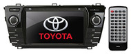 Pyle PTOYCOR14 2014 Toyota Corolla OEM Replacement Stereo Receiver, Plug & Play Direct Fitment Radio Head unit