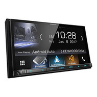 Kenwood DMX7704S 2-DIN Digital Media Receiver with Bluetooth & HD Radio