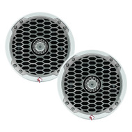 "Pair Rockford Fosgate PM2652 6.5"" 340 Watt 2-Way Marine Boat Component Speakers"
