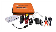 Nautic Sport NS12400 12,000mAh Lithium Reserve Power Supply and Mini Jump Starter