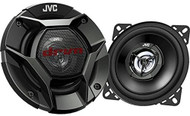 "JVC CS-DR420 4"" 2-way DRVN Series Coaxial Car Speakers"
