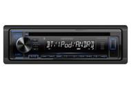 Kenwood KDCBT22 In-Dash Single DIN Car Audio AUX USB MP3 AM/FM CD Bluetooth Stereo Receiver