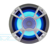 "Clarion CMQ1622RL 6.5"" 200 Watt LED Light Speakers"