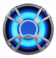 "Clarion CMQ2512WL 10"" Marine Audio LED Subwoofer"