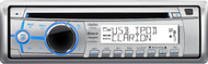 Clarion M303 Marine Audio Single DIN Bluetooth Stereo Receiver