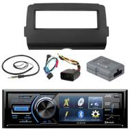 2014-UP Batwing Harley FLHT Adapter Install Kit, Antenna, DVD CD Radio