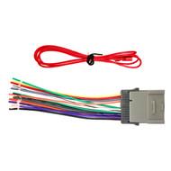 Enrock Stereo Wiring Harness, Select GM, Chevy, Pontiac, Toyota Cars 2000-2008 (R-EGMWH98-08)