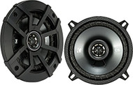 "Kicker 40CS54 5.25"" 450 Watt 4-Ohm 2-Way Car Audio Coaxial CS5 Speakers Pair (R-40CSC54-1)"