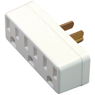 AXIS 45090 3-Outlet Wall Adapter (R-45090)