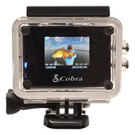 "Cobra, Adventure Hd Action Camera,  Built In Wi Fi,1.5"" Lcd Display, Auto Loop (R-5210)"