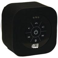 Adesso Xtream S1B Xtream(TM) S1 Waterproof Bluetooth(R) 3.0 Speaker (Black) (R-AEOXS1B)
