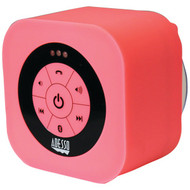 Adesso Xtream S1P Xtream(TM) S1 Waterproof Bluetooth(R) 3.0 Speaker (Pink) (R-AEOXS1P)