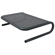 ALLSOP 30165 Metal Art Jr. Monitor Stand (Black) (R-ALS30165)