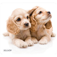ALLSOP 30183 NatureSmart Mouse Pad (Puppies) (R-ALS30183)