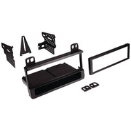 BEST KITS BKFMK550 In-Dash Installation Kit (Ford(R)/Lincoln(R)/Mercury(R) 1995 & Up Single-DIN with Pocket) (R-AOABKFMK550)
