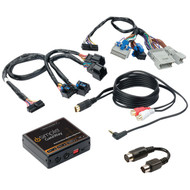 ISIMPLE ISGM12 SiriusXM(R) GateWay(TM) Kit for SXV-100/200 Tuner (for Select GM(R) Vehicles) (R-AOAISGM12)