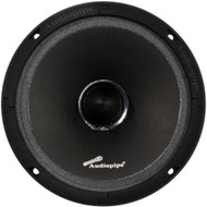 "MIDBASS 6"" AUDIOPIPE 250 WATT;(Sold each)  30 OZ. MAGNET; 1.5"" VOICE COIL (R-APMB6B)"