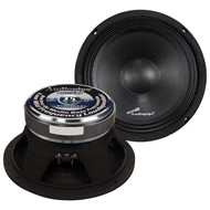 "Audiopipe 8"" Midbass(Sold Each) 500W 8Ohm Cast Basket (R-APMB8C)"