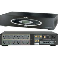 APC H15BLK 12-Outlet H-Type Rack-Mountable Power Conditioner (R-APNH15BLK)