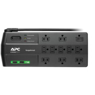 APC P11U2 11-Outlet SurgeArrest(R) Surge Protector with 2 USB Charging Ports (R-APNP11U2)