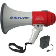 AMPLIVOX SB601R Mity-Meg 15-Watt Megaphone (Bundled with rechargeable battery) (R-APVSB601R)