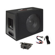 "Audiopipe 12"" Single Ported Bass Enclosure 800W (R-APXB12A)"