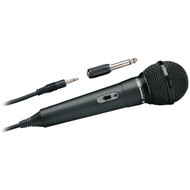 AUDIO TECHNICA ATR-1100 Dynamic Vocal/Instrument Microphone (Unidirectional) (R-ATHATR1100)