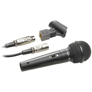 AUDIO TECHNICA ATR-1500 Dynamic Vocal/Instrument Microphone (Cardioid) (R-ATHATR1500)