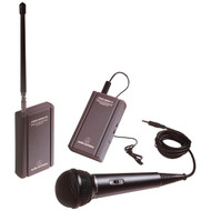 AUDIO TECHNICA ATR288W VHF TwinMic(TM) System (R-ATHATR288W)
