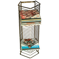 ATLANTIC 1209 Onyx 35-CD Wire Storage Tower (R-ATL1209)